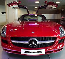 SLS AMG by JMHPhotography