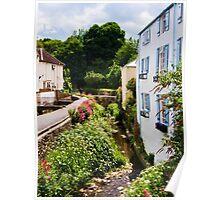 The Lynch ~ Lyme Regis Poster
