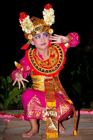 Art of Balinese Dance by Chris Westinghouse