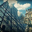 Louvre by Caroline Fournier