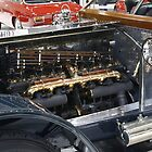 Rolls Royce Silver Ghost by Gavin68