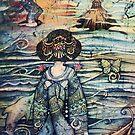 vintage geisha by © Karin  Taylor