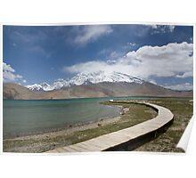 Lake Kara Kul Poster