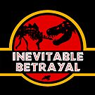 Jurassic Betrayal  by perdita00