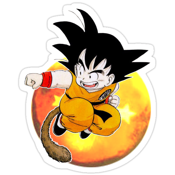 Kid Goku by MissCake