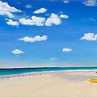Sarasota Beach by Melissa  Wallace
