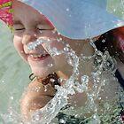 Ocean Splash by Melissa  Wallace