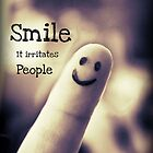 smile :) by RiannAmelia