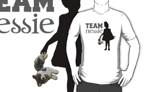Team Nessie Cullen by waywardtees