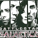 Battlestar Galactica Character Image by chrisjh2210