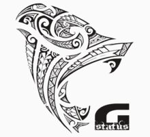G STATUS: Tribal Gorilla (Black) by kagcaoili