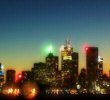 Impression of Toronto by Jessica Dzupina