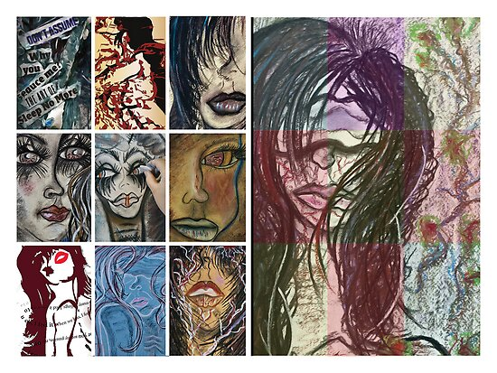 A Collection of My Expression... by Christina Rodriguez