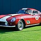 1959 Ferrari 250 GT  by Jill Reger