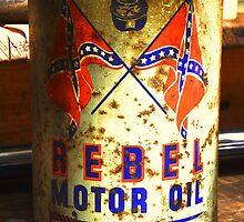DIXIE Oil Can by bulldawgdude
