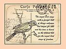 Postcards to Remember 2 - The caged bird sings by Maree  Clarkson