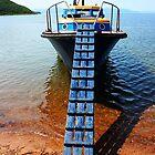 """Gorbach"" Cutter Boat at Popov Island. Vladivostok, Russia 2011 by Igor Pozdnyakov"