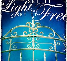 Set it Light and Set it Free by Sarah ORourke