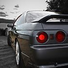 R32 Skyline by Benjamin Whealing