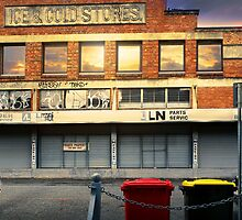 Mean Street Sunset by Ben Ryan