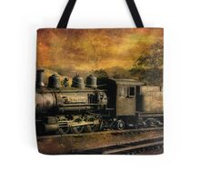 V & T Railroad  Tote Bag