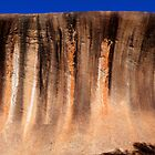 Wide Angled - Wave Rock, WA by Tyson Battersby
