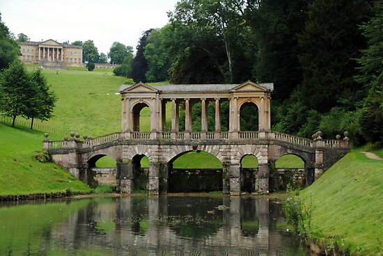 Prior Park Gardens, Bath by Photography  by Mathilde