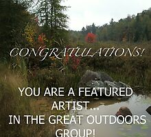 TEMP BANNER FOR THE GREAT OUTDOORS GROUP by linmarie