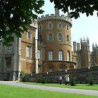 Belvoir Castle by JaxHunter