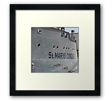 St. Mary's Conquest Framed Print