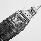 London Big Ben by DavidGutierrez