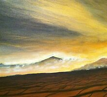 Desert wind by Paintthrower