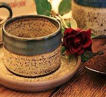 After Dinner Coffee by Astrid Ewing Photography