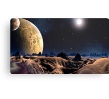 Dune Again Canvas Print