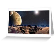 Dune Again Greeting Card