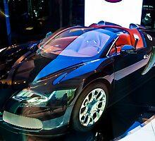 Bugatti Veyron by Stuart Row