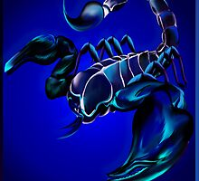 Black Scorpion by Lotacats