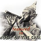 Banner for featured in Music of the Spirit by Baina Masquelier