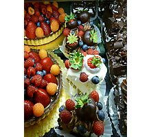 Masterpiece in Deliciousness  Photographic Print