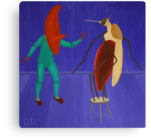 Relic Training Mosquito Canvas Print