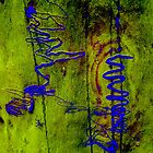 The Blue Stick Insect by waxyfrog