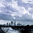 Perth - Gathering Storm #2 21/7/2011 by Kell Rowe