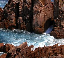 Pinacles - Phillip Island by Ashlee Warren