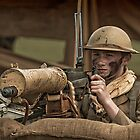 Gunner by cameraimagery