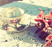 Antique Floral by KayleighJune