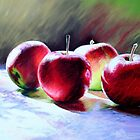 Fresh Apples by Trevor Osborne