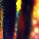OIL BOKEH # 118 by Laura E  Shafer