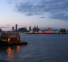 LIVERPOOL WATERFRONT by gothgirl