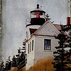 Bass Harbor Lighthouse by fotogirl85