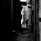 Another day, Another Alleyway by Andrew Hillegass